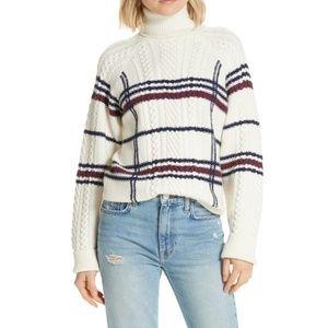 NWT JOIE Ashlisa Wool Turtleneck Sweater #E02